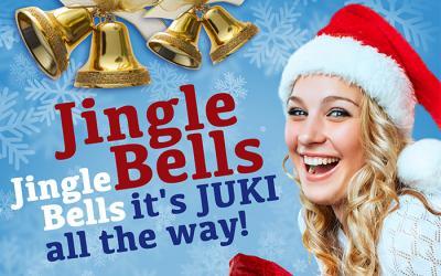 JUKI Holiday Promotion