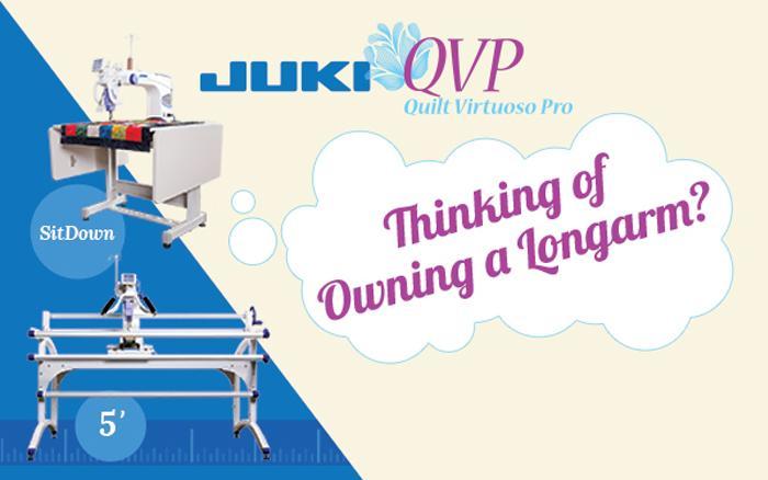 Thinking of owning a longarm?