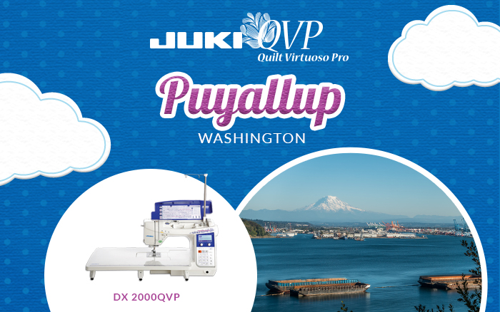 Puyallup Quilt, Craft, and Sewing Festival