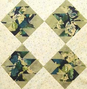 Maple Leaf Table Runner