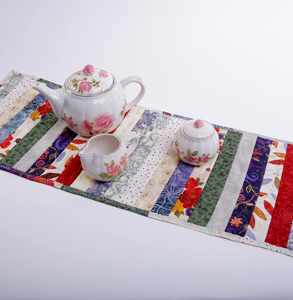 Stripy Table Runner