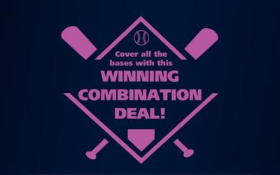 Cover all the bases with this winning combination!