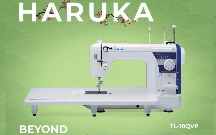 NEW: Haruka TL-18QVP