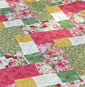 7 – Up Quilt